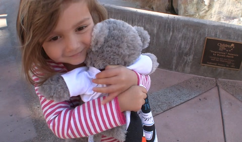 Teddy Bear Drive helps kids at Rady Children's Hospital