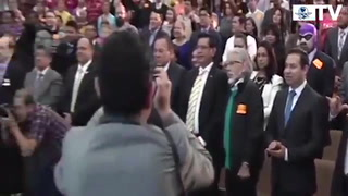 #MannequinChallenge llega a Cámara de Diputados