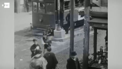 Publican un vídeo inédito de Hiroshima una década antes de la bomba nuclear