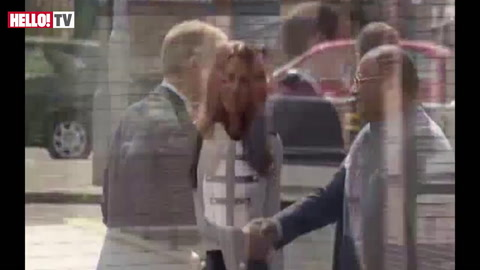 The Duke and Duchess of Cambridge travel to Birmingham to comfort those affected by the riots