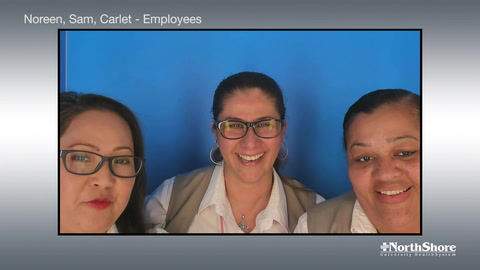 Noreen and Friends - Employees