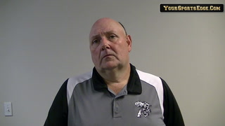 Hargrove Talks Lady Wildcat Volleyball