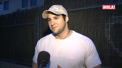 Julián Contreras Jr., hermano de Francisco Rivera: \'Estoy deseando conocer a la pequeña\'