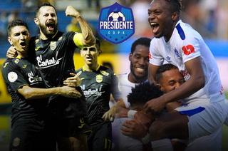 Definidos los cruces de cuartos de Copa Presidente en Honduras