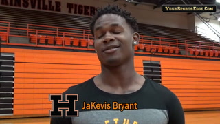 Tigers' Bryant Signs With Bethel
