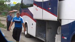 Honduras Progreso viajó a Tegucigalpa soñando con la remontada