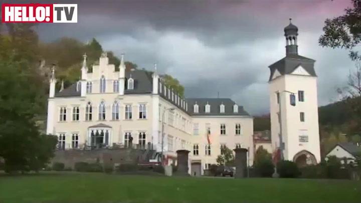 The romantic German region of Rhineland Palatinate