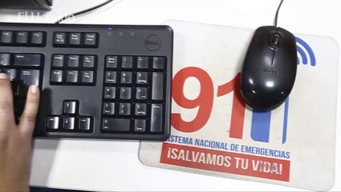 Técnicos URPA del Sistema Nacional de Emergencias 911 atienden fémina que dio a luz