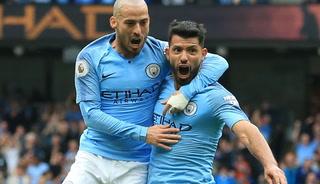 Paliza escandalosa del Manchester City al Huddersfield con un gran