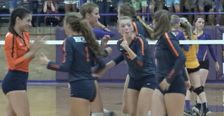Rochester vs Taylorville Volleyball