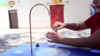 Desarrollan máquina que convierte el aire en agua