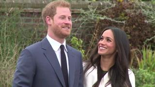 El príncipe Enrique y Meghan Markle se casarán el 19 de mayo