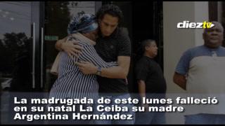 Kevin Hernández sobre su madre: