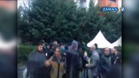 CHP'li Tanal ile zabıta arasında gerginlik