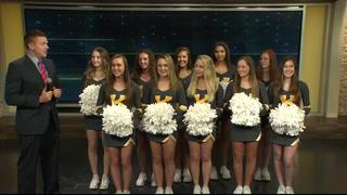 Kickapoo Golden Girls visit O-Zone