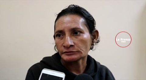 Suegra dice que Bessy Suchite ocultó el bebé