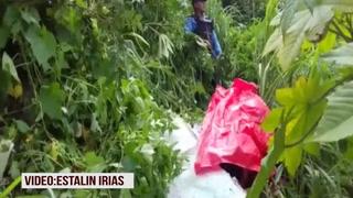 Hallan cadáver encostalado en colonia Villa Unión de la capital de Honduras