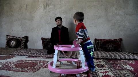 Un bebé llamado Donald Trump desata polémica en Afganistán