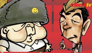 Cantinflas y su pronóstico para México en el último grito de la moda