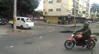 Regresa la calma tras desalojo en la colonia Miraflores de Tegucigalpa