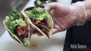 How Crescent Ballroom's Tortillas Are Made