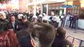 Tunceli'de polis göstericlere biber gazıyla müdahele etti