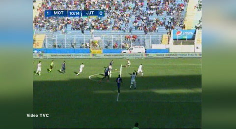 Motagua 1 - 0 Juticalpa (Liga Nacional de Honduras)