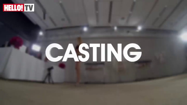 Inside the Victoria\'s Secret Show 2013 casting