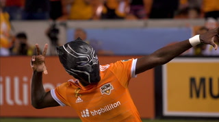 Houston Dynamo vence al New York City con gol incluido de Elis
