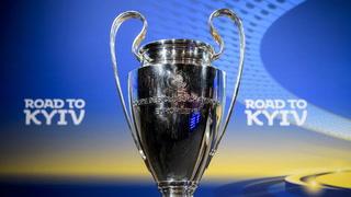 Real Madrid-Juventus y Barcelona Roma; denidos los 4tos de la Champions