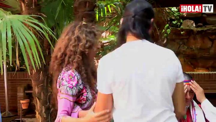 Rosario y Carlos Orellana, una expareja bien avenida: \'Tenemos una buena relación y una hija preciosa\'