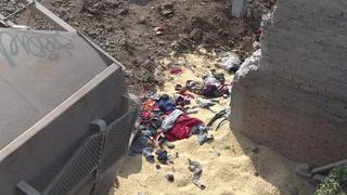 Mueren 5 miembros de una familia al descarrilar tren en México