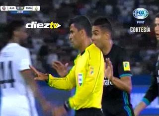 El VAR y la polémica decisión tras el gol de Casemiro