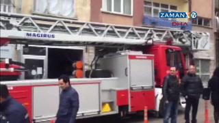 Ankara'da doğalgaz patlaması: 5 yaralı