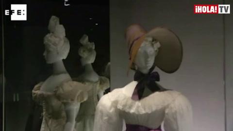 París acoge una exposición de la moda europea entre los siglos XVIII y XIX
