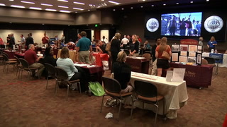 Seminole Veterans Expo raises awareness of student veterans' needs
