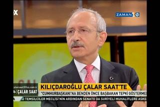 Kılıçdaroğlu Fox TV'de gündeme ilişkin soruları cevapladı