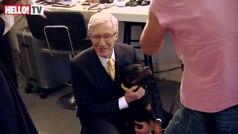 Paul O\'Grady and Amanda Holden urge animal lovers to donate food to rescue dogs