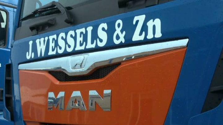 Wessels & Zn Transportbedrijf BV J - Bedrijfsvideo