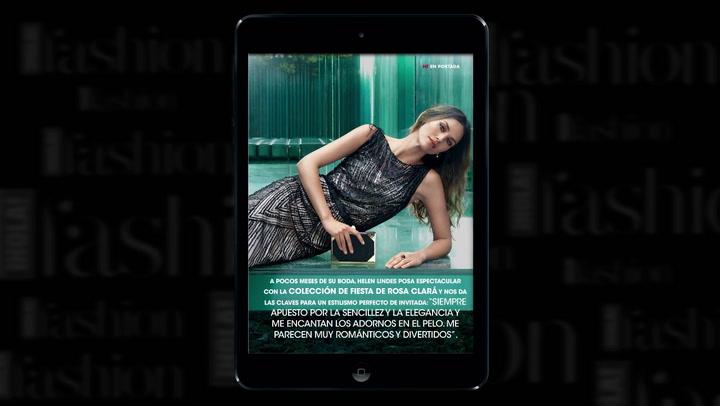 ¿Qué encontrarás en el número de febrero de ¡HOLA! Fashion?