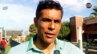 Exportero de México Oswaldo Sánchez :
