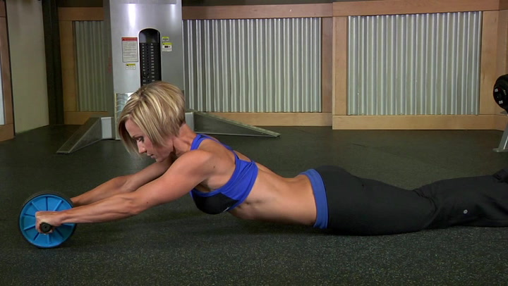 Ab Roller - Ab Exercises