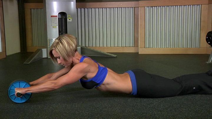 Ab Roller - Ab Exercises - Bodybuilding.com