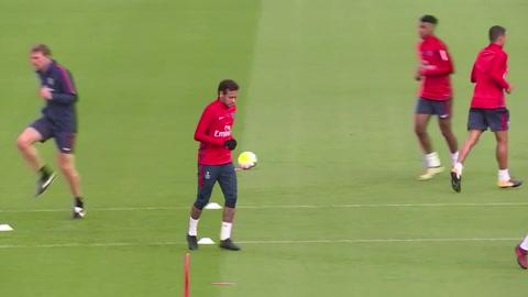 Emery cree que Neymar