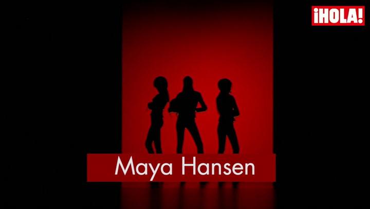 Fashion Week Madrid otoño-Invierno 2015-2016: Maya Hansen
