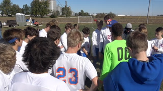 Riverton vs QND 1A Sectional Title Soccer
