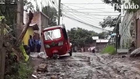 Matan a un conductor de una mototaxi en Comayagüela