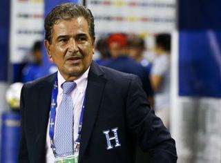 Jorge Luis Pinto se marcha de Honduras y deja libre la silla de entrenador