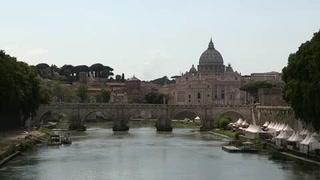 El Vaticano corta el agua de las fuentes de San Pedro
