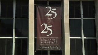 Florida State's 25 for 25 Faculty and Staff Campaign supports drive to top 25
